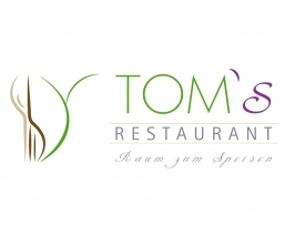Corporate Design Aachen: Logodesign für TOM'S Restaurant in Aachen