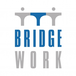 Logo Bridge Work - BRIC-Network e. V.