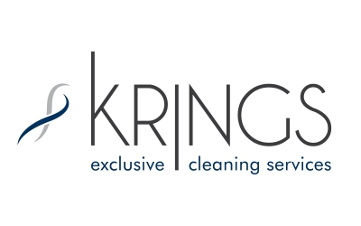 Logoentwicklung und Logodesign Aachen: KRINGS - exclusive cleaning services